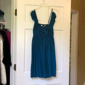 Susana Monoco Silk Dress